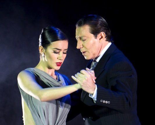 Miguel Angel Zotto, il volto del tango