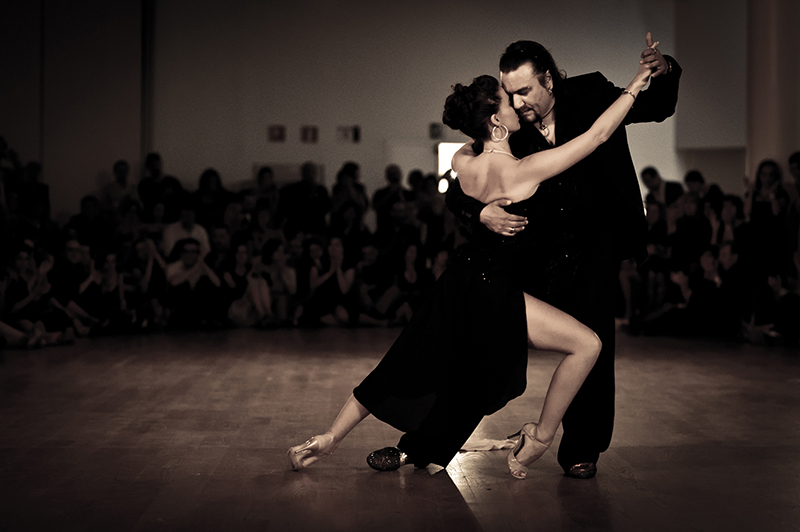 Chicho Frumboli, the new rhythm of the tango