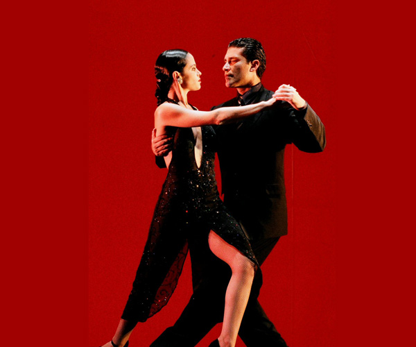Pasiones Tango y Musical, Adrian Aragon and Erica Boaglio - Tangofilia