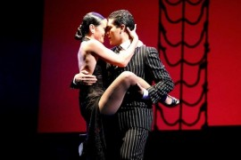Pasiones Tango y Musical - Adrian Aragon ed Erica Boaglio